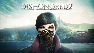 Dishonored 2 (Sony Playstation 4)  (РУССКАЯ ВЕРСИЯ)