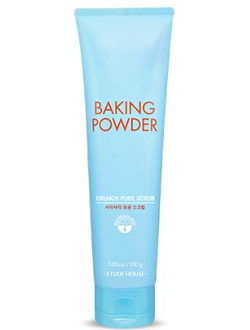 Скраб с содой для лица ETUDE HOUSE BAKING POWDER CRUNCH PORE SCRUB