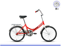 "FORWARD ARSENAL 1.0 20"" (красный) Kiddy-Bikes"