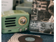Радио Xiaomi Radio Elvis OTR FM Bluetooth Portable Speaker Retro Green