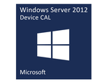 Microsoft Windows Server CAL 2012 Russian 1pk DSP OEI 1 Clt Device CAL OEM R18-03674