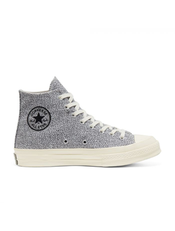 Кеды Converse Chuck 70 Renew Cotton High Top серые