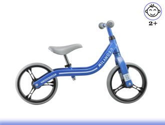 Tech Team Milano 2.0 (голубой) Kiddy-Bikes