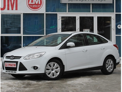 Ford Focus Ambiente 1.6 MT (105 л.с.) 2013 год