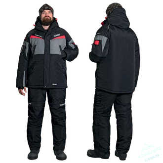 Костюм Alaskan зимний Dakota -30°С AWSDGB-XL  Grey/Black