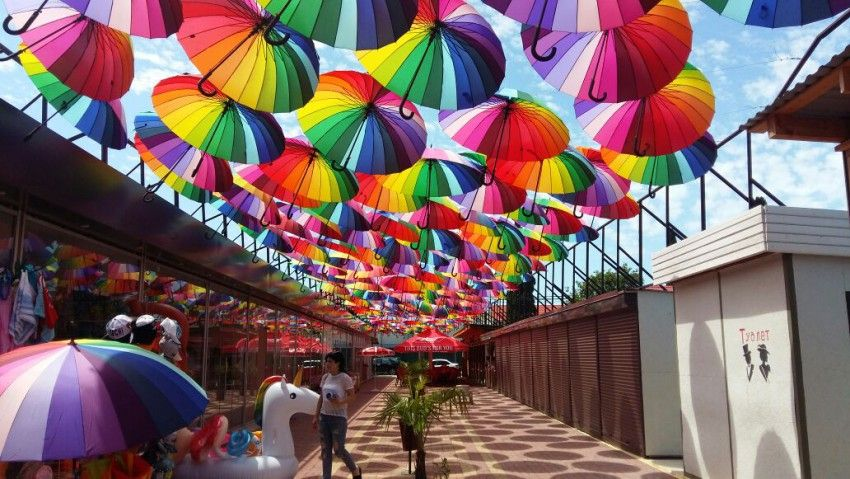 Umbrella sky | zontok.ru