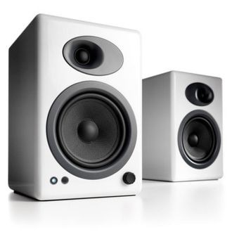Audioengine A5+ White в soundwavestore-company.ru