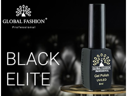 Гель-лак Global Fashion (Black Elite)