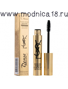 Тушь для ресниц Yves Saint Laurent Black Dense Mascara For A False Lash Effect