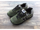 Кроссовки New Balance 574 Green/Black