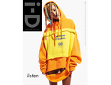 i-D Magazine № 350 Winter 2018 Иностранные журналы Photo Fashion, Intpressshop