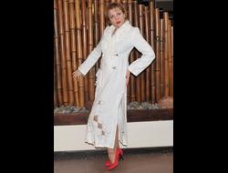 7faf99793c9533a Платье из белого льна с вышивкой Наталья Гайдаржи АРТ - ПВБ1014/НА ЗАКАЗ