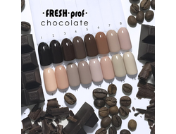 Гель-лак Fresh Prof Chocolate