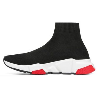 Balenciaga Speed trainer Черно-белые (36-45)