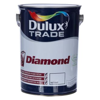 Краска Dulux Diamond Matt 5 л.