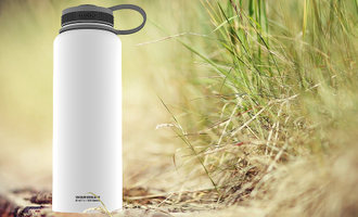 Термофляга для пива Asobu The mighty flask TMF1, 1.1L