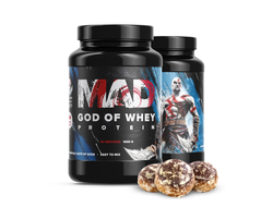 GOD OF WHEY 1000gr/30serv MAD