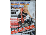 Bikers News Deutsch Magazine February 2007 Иностранные мото журналы, Chopper Magazine, Intpressshop