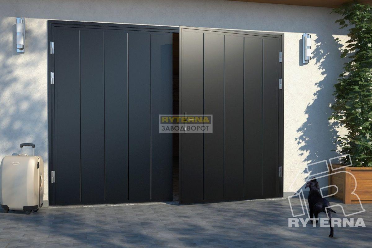 сколько стоят автоматические гаражные ворота - купить недорого