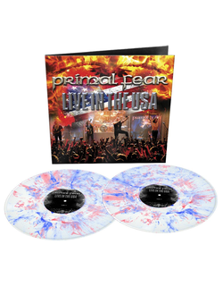 PRIMAL FEAR - Live in the USA 2-LP