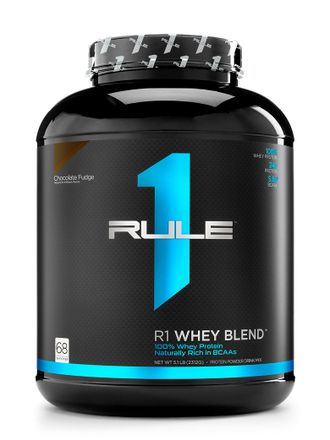 (Rule One Protein) R1 Whey Blend - (2.28 кг) - (печенье-крем)
