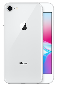 Apple iPhone 8 256gb Silver - A1905