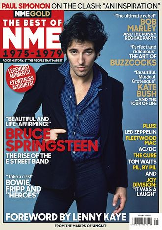 The Best Of NME 1975-1979 From The Makers Of Uncut  Bruce Springsteen, Зарубежные музыкальные журнал