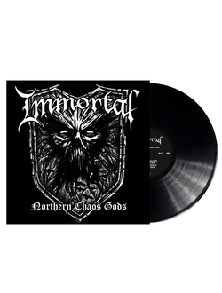 IMMORTAL Northern chaos gods LP