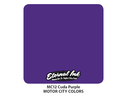 cuda purple - Eternal (США 1/2 OZ - 15 мл.)