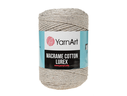 MACRAME COTTON LUREX 725