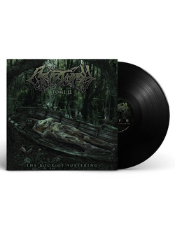 Cryptopsy-The-Book Of Suffering: Tome II Vinyl