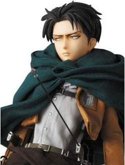 Кукла 1/6 Real Action Heroes Levi Ackerman (Леви Аккерман)
