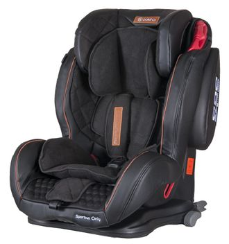 Coletto Sportivo Only IsoFix Black