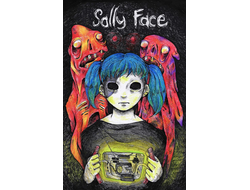 Плакат Sally face №15