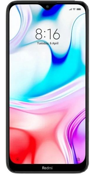 Xiaomi Redmi 8 4/64GB Black (Global)