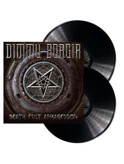 DIMMU BORGIR Death Cult Armageddon 2-LP