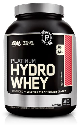 Platinum HydroWhey 3.5 lb  Optimum Nutrition