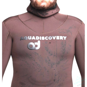Гидрокостюм AquaDiscovery Professional Brown 9мм