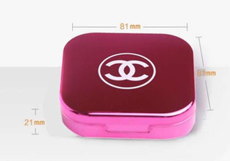 Power Bank 10400mAh Chanel пудреница с зеркалом-3