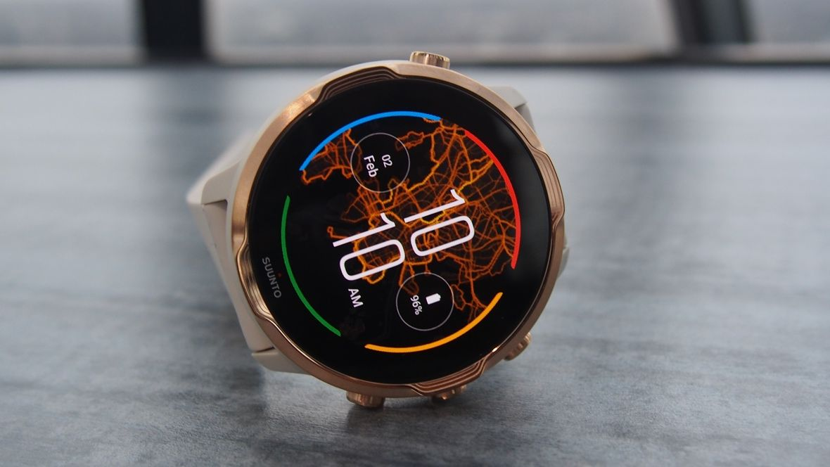 Suunto 7 - Спортивные часы на Wear OS