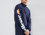 Футболка / Лонгслив Ellesse Sexton Roll Neck Темно - Синий
