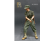 WWII US Marine Corps Browning Automatic Rifle (BAR) Gunner (AL100021) - Alert Line