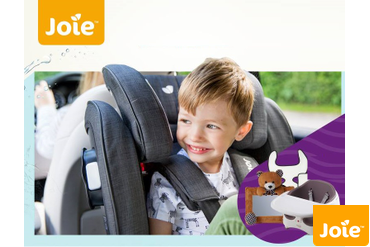 Joie Stages isofix i-Size ECE R129