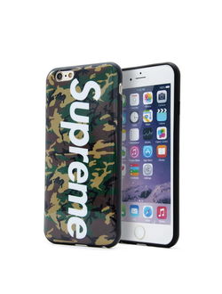 Чехол для iPhone 6 Supreme милитари
