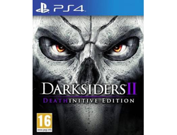 Купить PS4 Darksiders 2 - Deathinitive Edition (б/у)