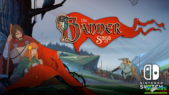 Banner Saga Trilogy (New)[Nintendo Switch, русская версия]