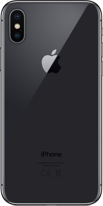 Apple iPhone X - Space Grey