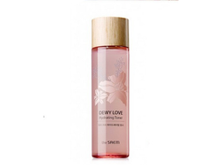 Тонер увлажняющий Dewy Love Hydrating Toner  THE SAEM