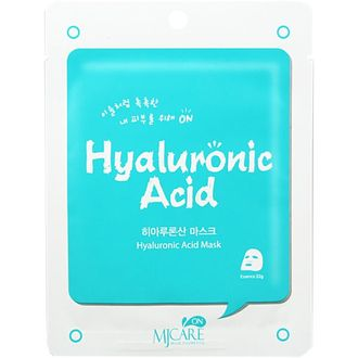 Тканевая маска MJ Care Hyaluronic Acid Mask