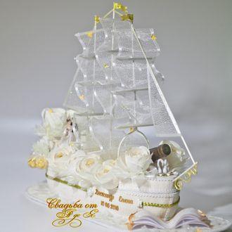 Корабль любви стихи на свадьбу